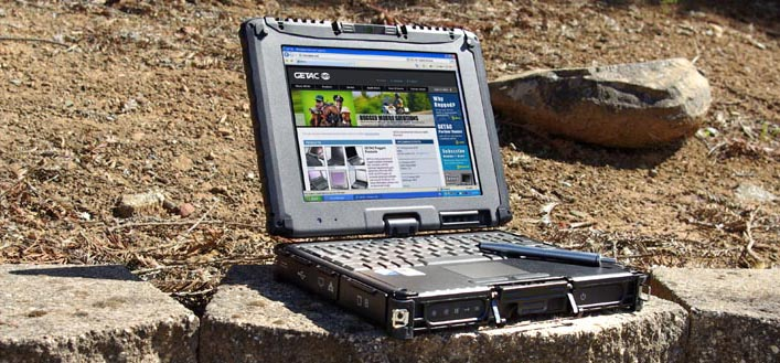Getac V100 Rugged Notebook Convertible