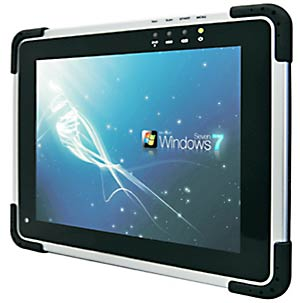 Great With This 9.7 Inch Rugged Tablet PC (official Model Number R09ID9M RTL1),  Winmate Launched An Elegant Semi Rugged Windows 7 Based Tablet Geared  Towards ...