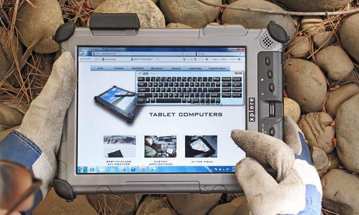 Xplore Technologies Ix104c5 Rugged