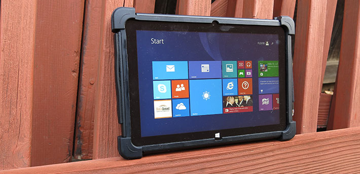 Rugged Pc Review Com Mobiledemand Xtablet Flex 10
