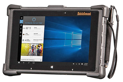 Rugged Pc Review Com Mobiledemand Xtablet T8650