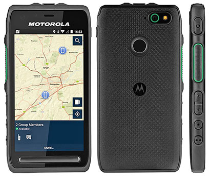 Rugged Pc Review Com Handhelds And Pdas Motorola Lex L11