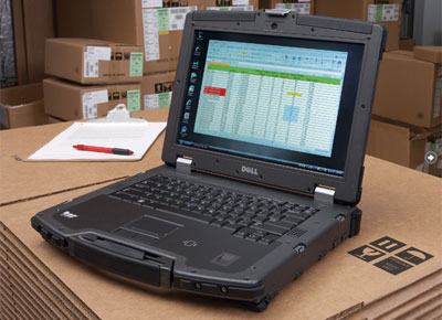 Rugged PC Review com - Rugged Notebooks: Dell Latitude E6400 XFR