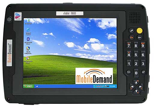 Rugged PC Review com - MobileDemand xTablet T8600 Tablet PC review