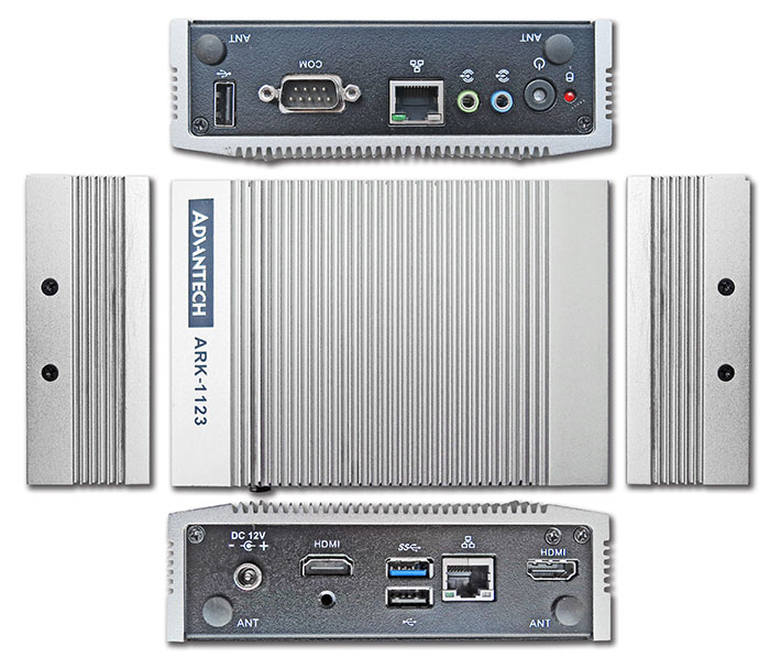 Rugged Pc Review Com Rugged Components Advantech Ark