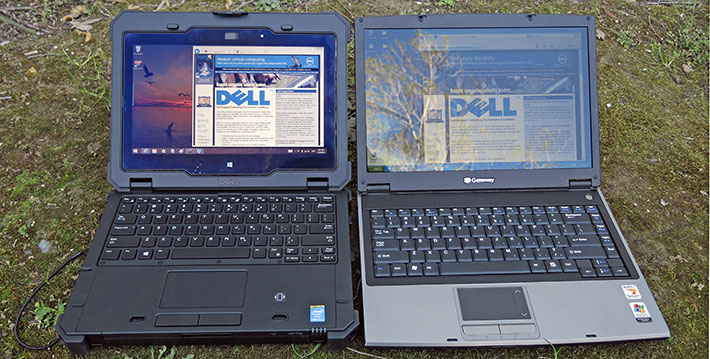 Rugged PC Review com - Rugged Notebooks: Dell 12 Rugged Extreme