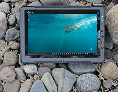 A Thoroughly Modern Rugged Tablet Platform