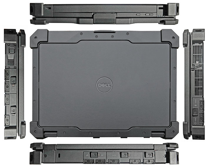 Dell 12 Rugged Extreme