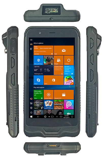 Rugged Pc Review Com Rugged Handhelds Tablet