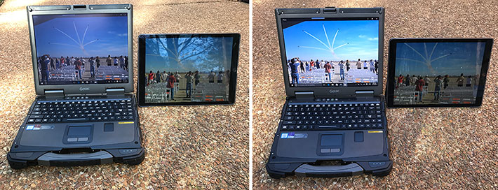Rugged PC Review - Rugged Notebooks GETAC B300 Gen 6