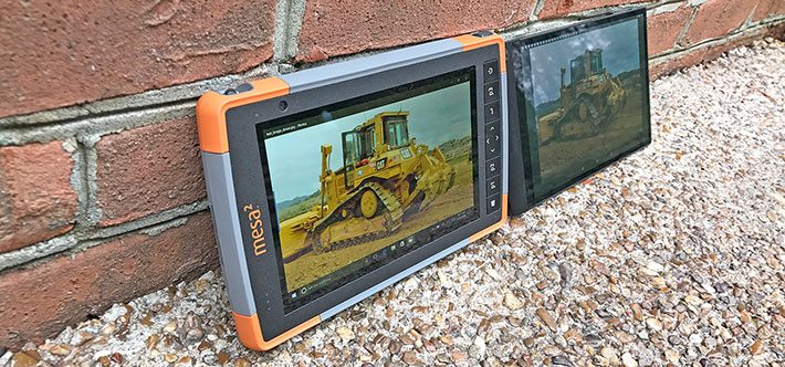 20b4a33bbb3 Rugged PC Review.com - Handhelds and PDAs  Juniper Systems Mesa 2 ...