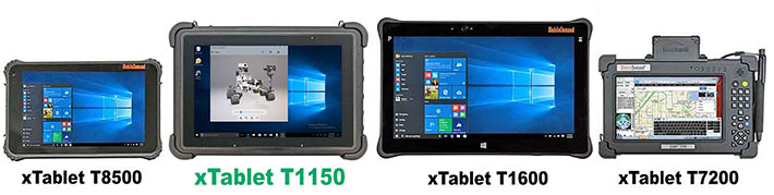 Rugged Pc Review Com Mobiledemand Xtablet T1150